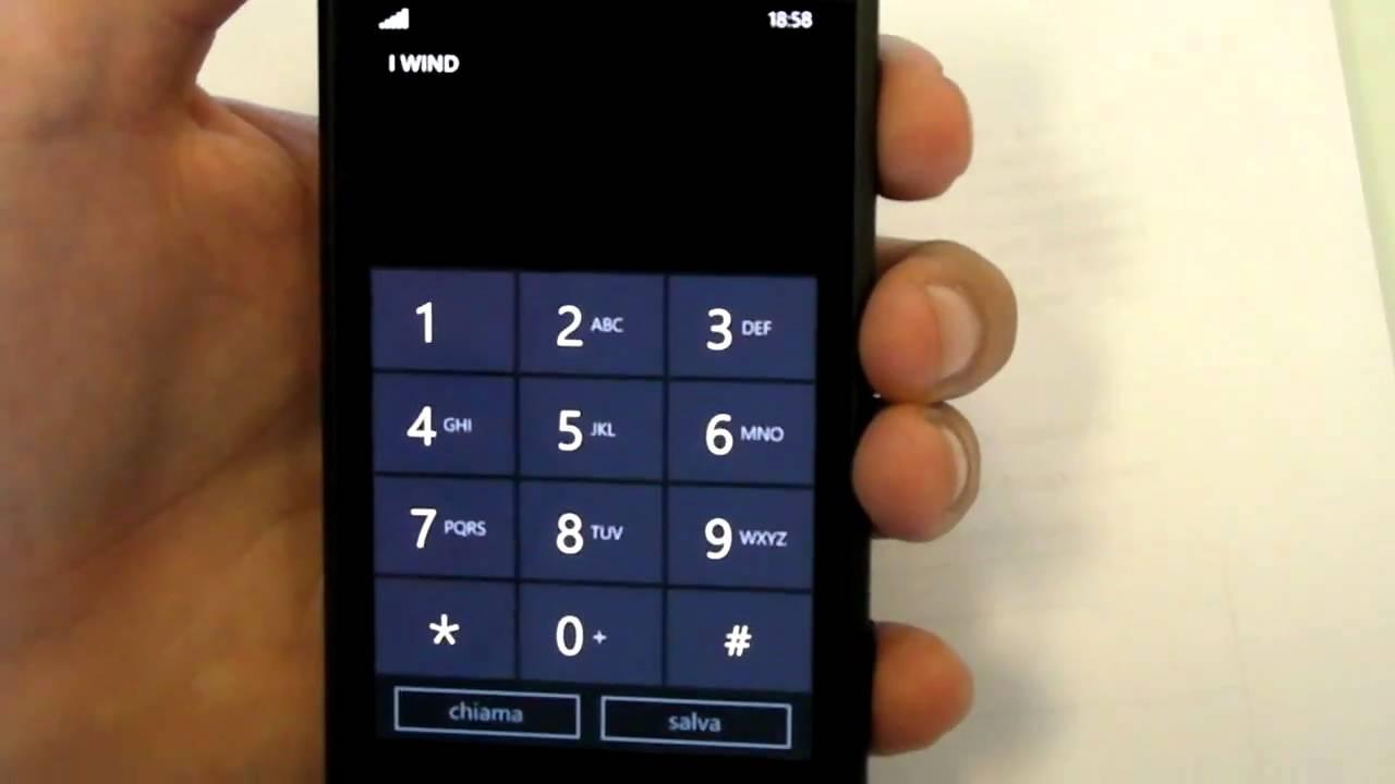 Samsung Omnia 7 Windows Phone review CellulareMagazine.it_Eng