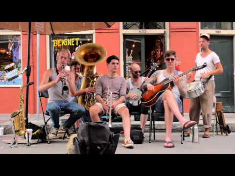 ULHS 2013 - Hot Toddy & His Fully Dressed Po' Boys - Louisiana Fairytale - New Orleans, Louisiana