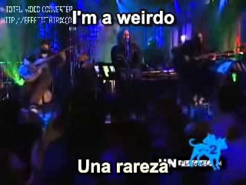 Korn - Creep (Subtitulos+Lyrics)
