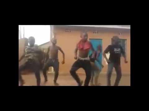african boys dance