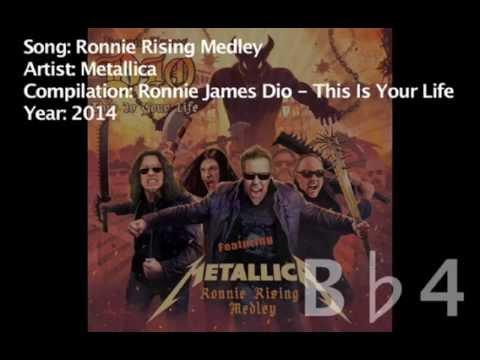 The vocal range of James Hetfield