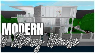 ROBLOX | Welcome To Bloxburg | 3 Story Mansion (280K)