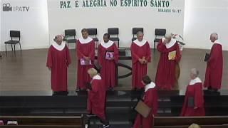 Culto Vespertino | 12/Jun/2019