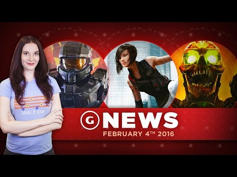 Mirror's Edge Closed Beta Announced; Doom release date revealed! - GS Daily News