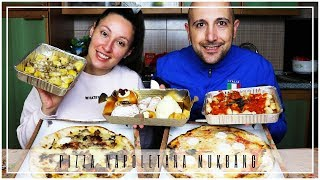 PIZZA NAPOLETANA MUKBANG EATING SHOW ITA #12 *super goloso*