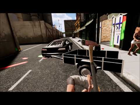 Wild Downtown VR (new game update)
