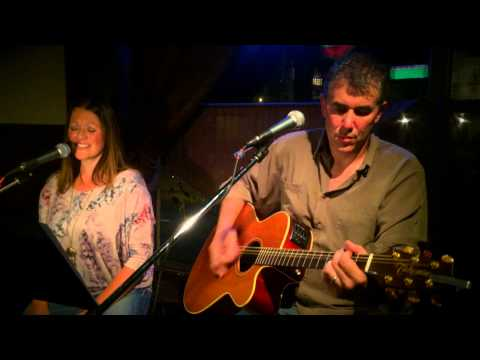 Peter Pumpkinhead - Acoustic at Jazzmyns, Owen Sound - Bill Bartlett, Jody Ward
