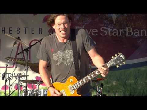 Jonny Lang - Don't Stop (For Anything) - Highland Park - Rochester, NY - May 18, 2017