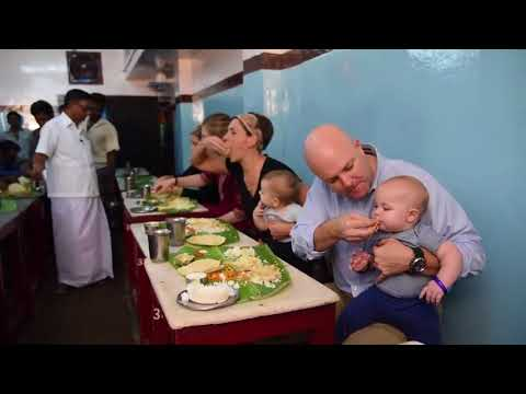 foreigners eat indian food | taste of india |வெளிநாட்டினரை கவர்ந்த மெஸ்  | masala machi
