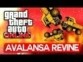 A venit AVALANSA in GTA Online! Mini-games