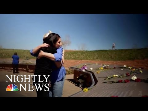 Columbine Families And Survivors Reflect On Shooting 20 Years Later | NBC Nightly News
