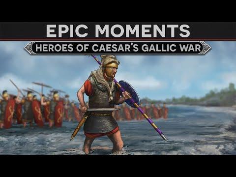 Epic Moments - Heroes Of Julius Caesar's Gallic War