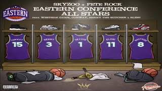 Skyzoo & Pete Rock Ft. Westside Gunn, Benny, Conway, Elzhi - Eastern Conference All Stars (2019 New)
