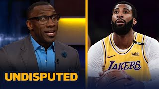 Skip & Shannon on Andre Drummond's Lakers debut & toe injury | NBA | UNDISPUTED