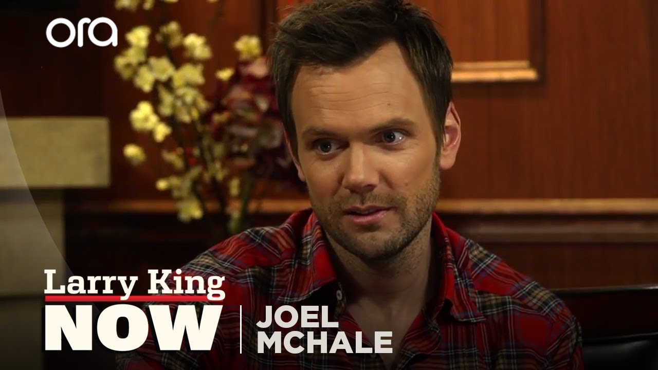Download Joel McHale On Why Chevy Chase Was Unhappy