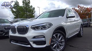 2018 BMW X3 2.0 L Turbocharged 4-Cylinder Review