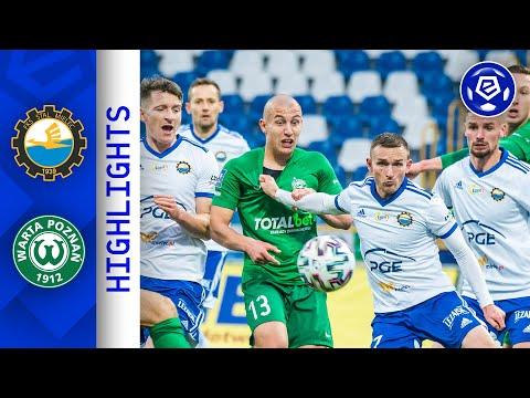Stal Mielec Warta Goals And Highlights