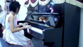 Mariage D'amour -- Piano Solo  -- bé My  -- Lớp nhạc Dương Cầm Nhỏ