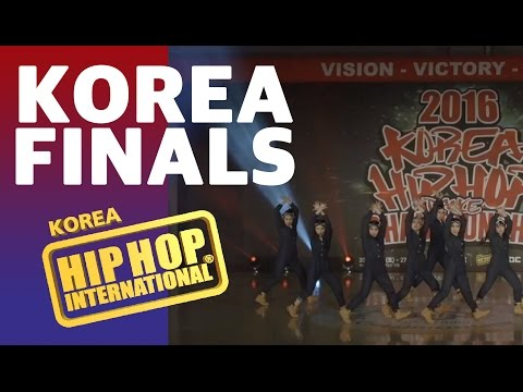A List Crew 경기 고양시 Bronze Medalist Varsity Division 결승 @HHI 2016 Korea Finals