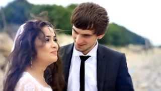 Рамазан и Лена - Самый красивый свадебный клип (2artmedia)