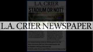 L.A. Crier - The Best Bi-Weekly Newspaper in Los Angeles