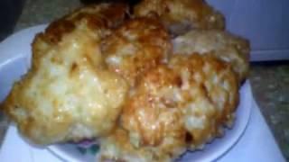 Куриные котлеты- Оочень вкусные/Very tasty Chicken kotlety