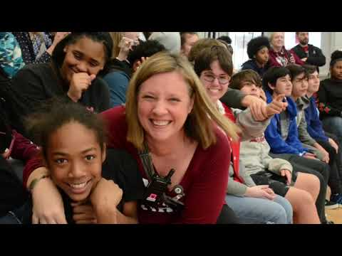 Asheville Middle School Wins French Broad Basketball Championship