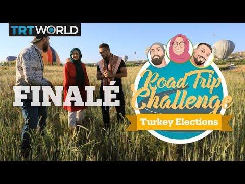 Turkey Elections Roadtrip: Finale