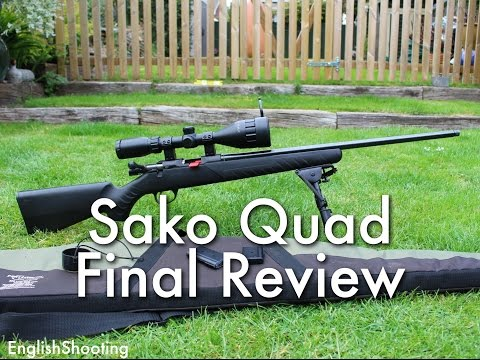 Sako Quad Synthetic - Final Review