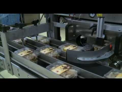 Bandall fully automatic triple banding unit installation