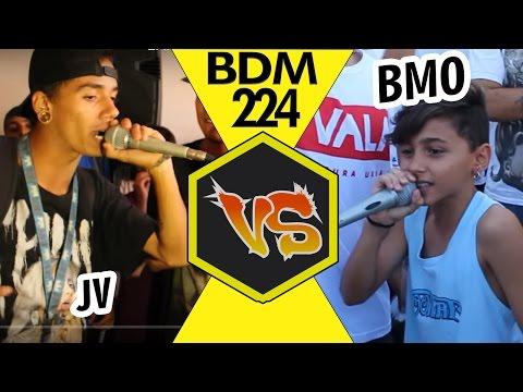 BMO Vs JV - Final  Batalha de RAP do Museu