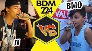 BMO Vs JV - Final | Batalha de RAP do Museu