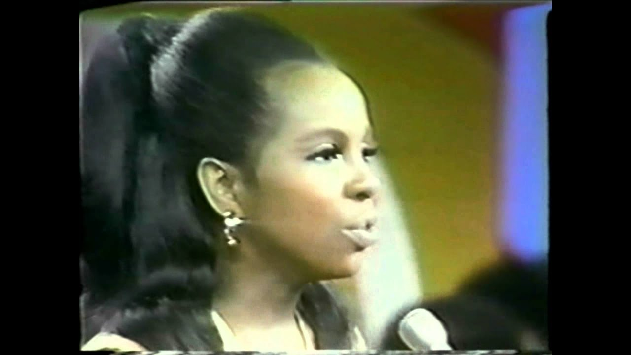 Train Songs No 2: 'Friendship Train' by Gladys Knight and