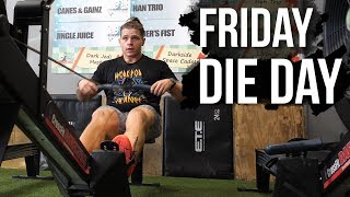 The HARDEST Day In CrossFit