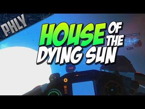 VIRTUAL REALITY SPACE FIGHTER (House of the Dying Sun Gameplay)
