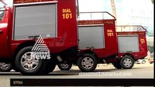 New modern equipment for Kerala Fire and Rescue Service