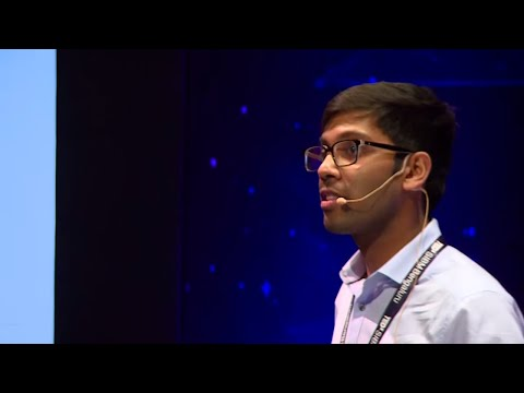 Li-Fi | The future of Internet | Deepak Solanki | TEDxSIBMBengaluru