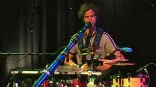 Jono Callow Didgeridoo and Drum Demo