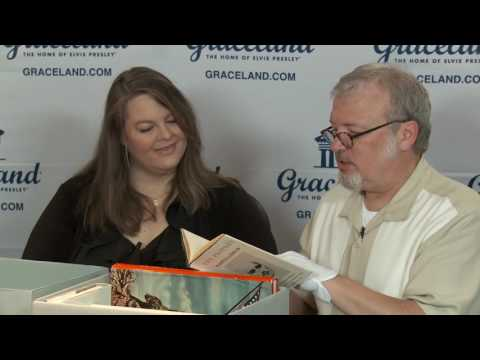 Gates of Graceland - Unboxing Elvis' Books