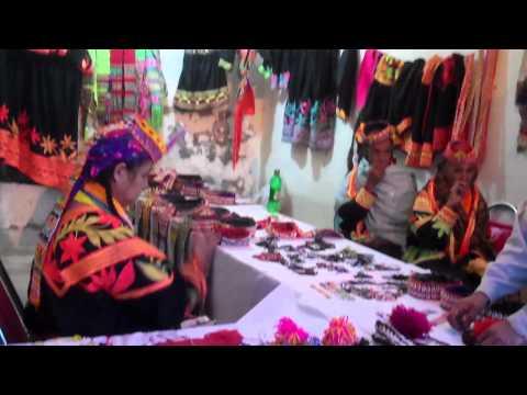 Beautiful handicrafts done by the Kalashi People