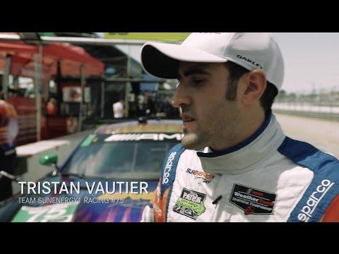 Mercedes-AMG Customer Racing: 12H Sebring 2017 – Tristan Vautier