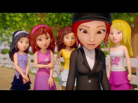 The Team Ep 4 | LEGO Friends of Heartlake City - YouTube
