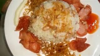 cách làm xôi đậu phộng nhanh ngon cho bữa sáng.