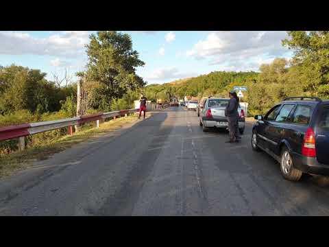 Motociclist rănit la Ampoița, în timpul unei competiții de enduro from YouTube · Duration:  28 seconds