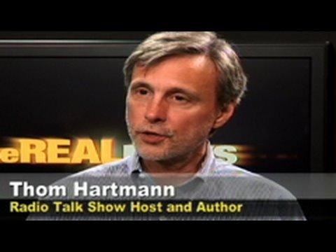 Thom Hartmann on Obama Pt3