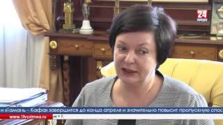 В крымских школах полным ходом идет подготовка к выпускным экзаменам