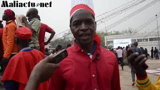 Mali: manifestation: Les enseignants décidés à faire appliquer l'article 39