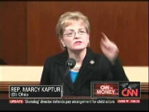 Rep. Marci Kaptur stands up for her constituents, says stay put!