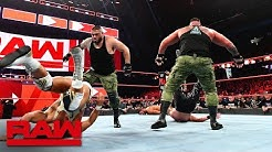 AOP decimate Bobby Roode & Chad Gable and The Ascension: Raw, Oct. 8, 2018