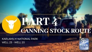 Canning Stock Route Part 4